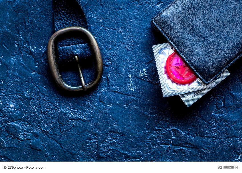 Kondombox - Kondome unterwegs aufbewahren