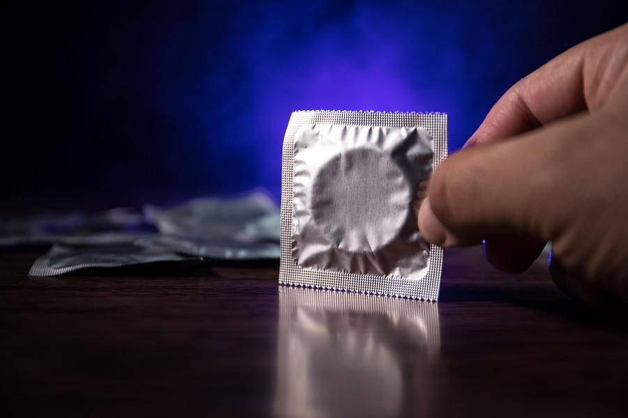 Kondome mit Noppen